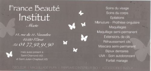 FRANCE BEAUTE INSTITUT