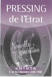 PRESSING DE L'ETRAT