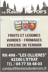 LE RELAIS DES TERROIRS