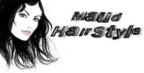 MAUD HAIR STYLE