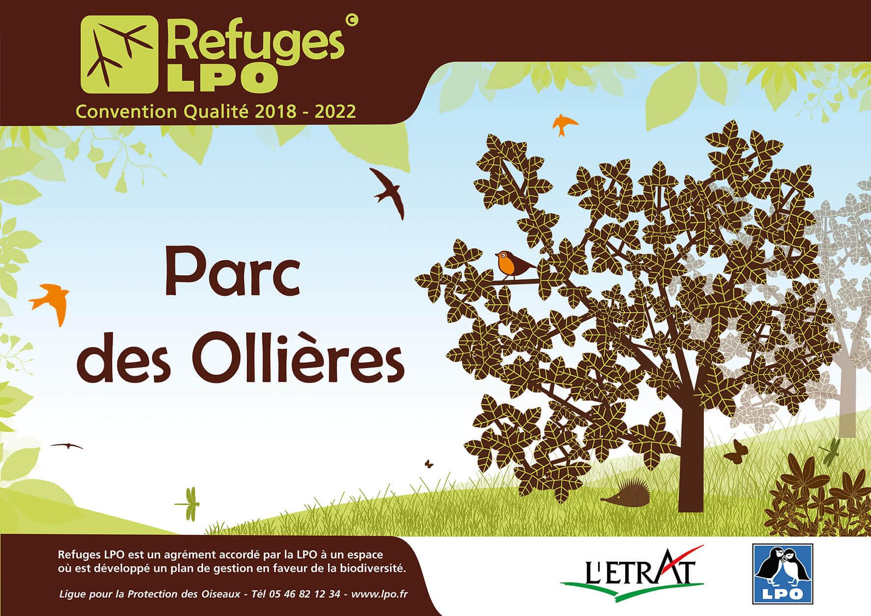 PARC OLLIERES - L ETRAT